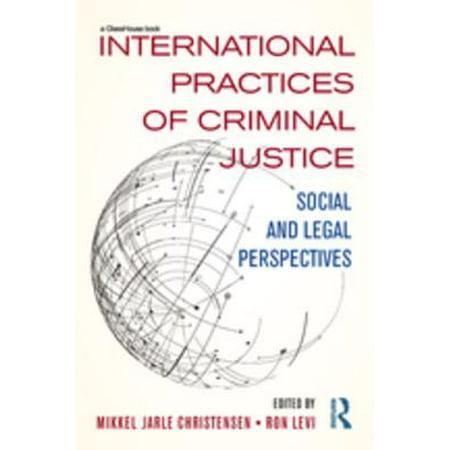 International Practices of Criminal Justice -