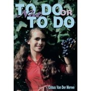 To Do or Not to Do - eBook