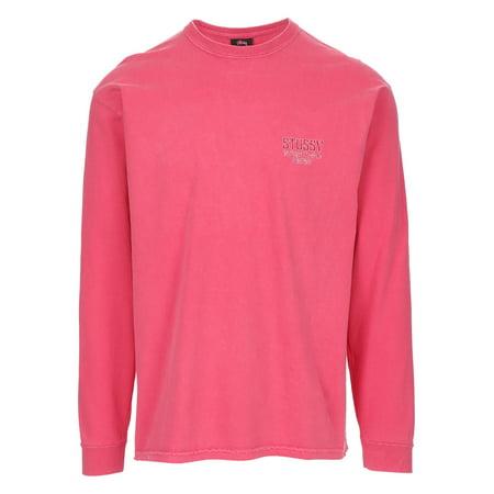 379498e846f92 Stussy - Stussy Men s Skull   Roses Long Sleeve T-Shirt 1994175 -  Walmart.com