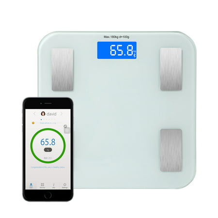 Gpct Bluetooth Smart Scale   Calories  Bmi