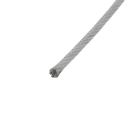 4pcs 1.2mm Dia. 1.5M Length Lighting Light Suspension Cable Kit Hanging Chain - image 1 de 4