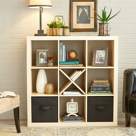 Better Homes and Gardens Cube Storage Shelf X, Multiple Colors