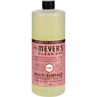 Mrs. Meyer?s Clean Day Multi-Surface Concentrate, Rosemary Scent, 32 ounce bottle