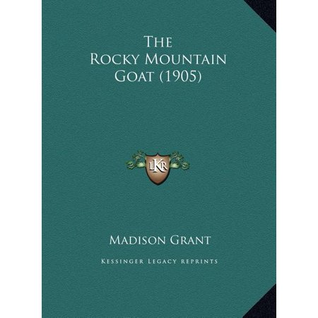The Rocky Mountain Goat (1905)