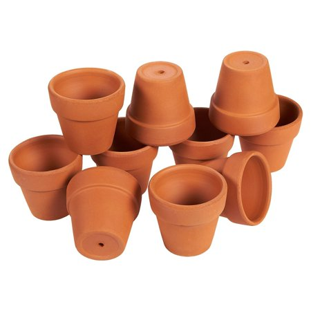 Cheap Ceramic Pots (10-Pack 2.6