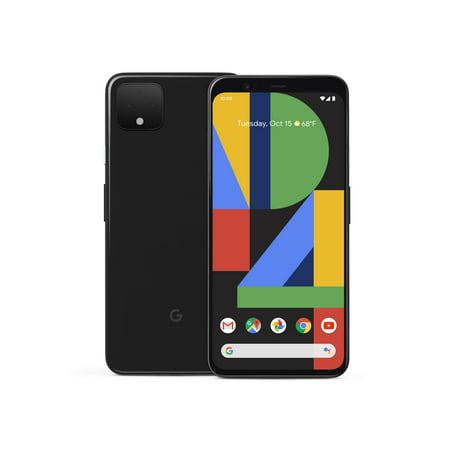 Google Pixel 4 XL Black 64 GB, Unlocked