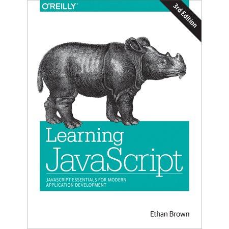 Learning Javascript   Javascript Essentials For Modern Application Development