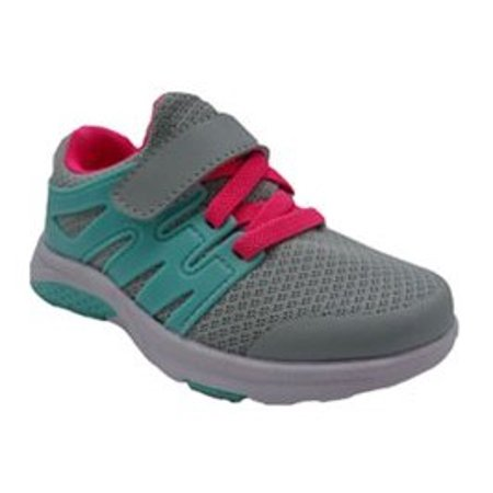 Athletic Works Toddler Girl's Overlay Athletic Shoe