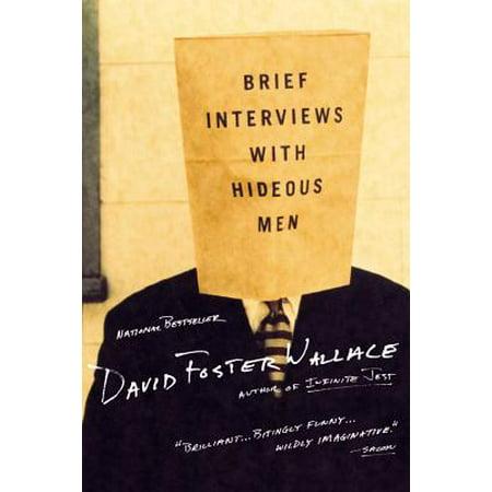 Brief Interviews With Hideous Men : Stories (Halloween Brief Story)
