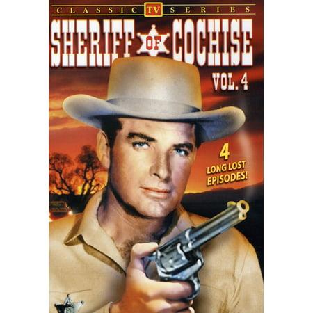 Sheriff of Cochise: Volume 4 (DVD)