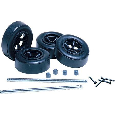 Pine Car Derby Custom Parts-Racing Wheels