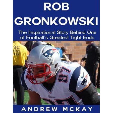 Tight End Costume (Rob Gronkowski: The Inspirational Story Behind One of Football's Greatest Tight Ends -)