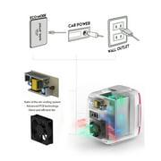 Cooluli Electric 4-Liter Portable Cooler/Warmer Mini Fridge, White