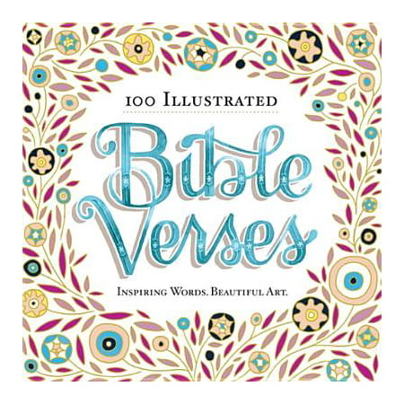 100 Illustrated Bible Verses - eBook