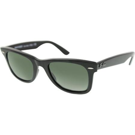 Ray Ban Mens Original Wayfarer Rb2140 901 50 Black Wayfarer Sunglasses