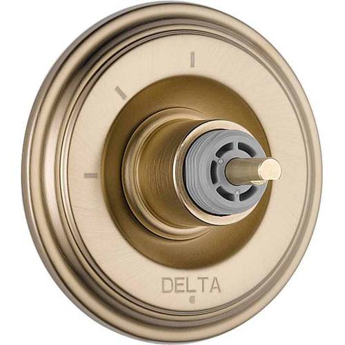 Delta Cassidy Three Function Diverter Valve Trim, Available in Various Colors