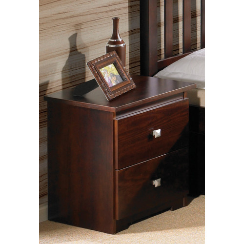 Donco Kids Contempo 2 Drawer Nightstand