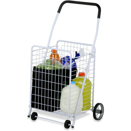 Extra Utility Cart (Honey Can Do Steel Folding 4-Wheel Utility Rolling Cart, Multiple Colors )