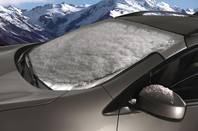 Exterior Snow /& Sun shade Fits Toyota Prius Plugin or Prime 2017-2018 w//sensor