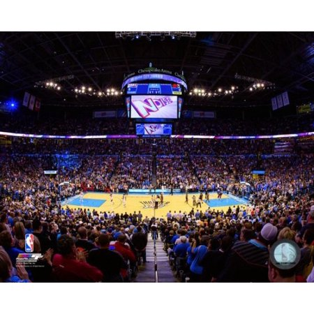 Chesapeake Energy Arena 2014 Photo Print