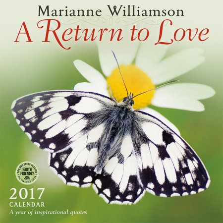 Return To Love Wall Calendar 60 Inspirational Quotes By Amber Stunning Return To Love Quotes