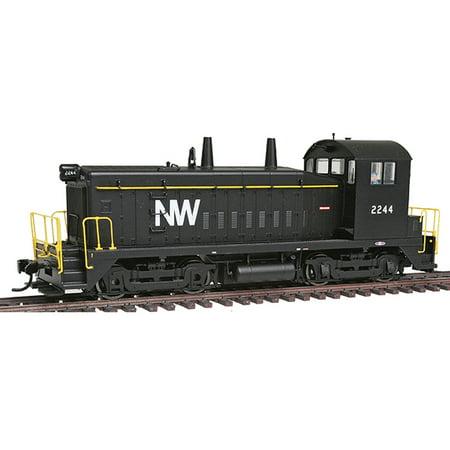 Walthers Proto HO Scale EMD SW9 Diesel Locomotive Norfolk & Western/NW #2244