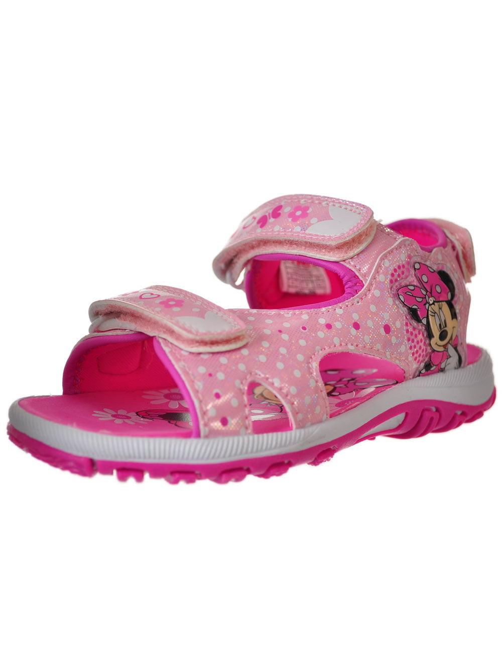 Disney Minnie Mouse Girls' Sandals