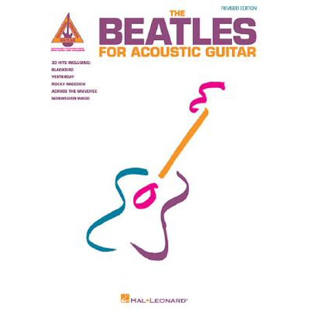 - Guitar Recorded Versions: The Beatles for Acoustic Guitar (Paperback)