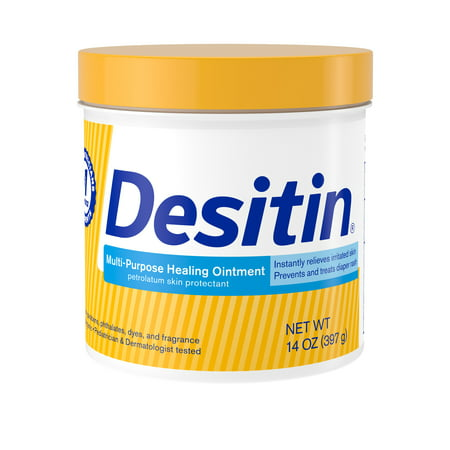 Desitin Multipurpose Baby Ointment for Diaper Rash Relief, 14 oz