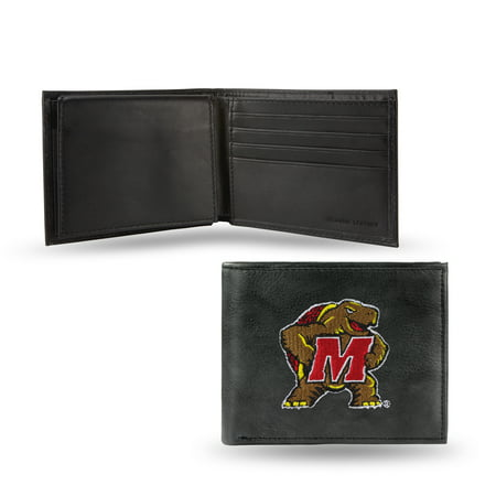 NCAA - Men's Maryland Tigers Embroidered Billfold -