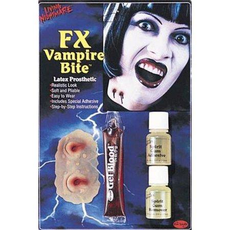 Fun Fx Halloween Store (Adult Vampire Bite FX Kit)