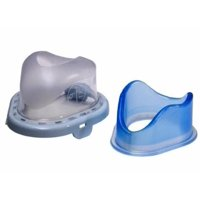 Philips Respironics TrueBlue Gel Cushion & Flap - Medium Wide, 1071864