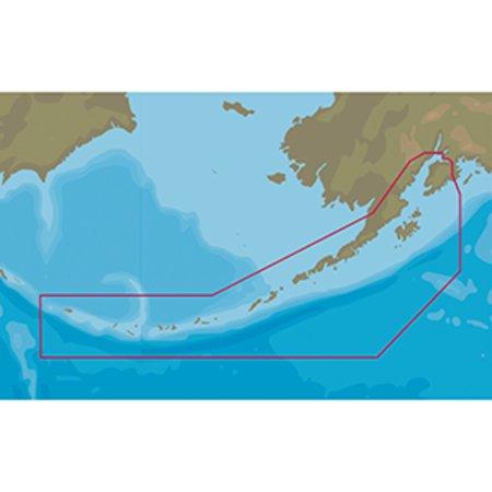 - C-MAP NT+ NA-C812 Seaward to Attu Island - C-Card Format