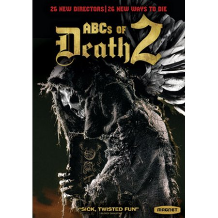 ABCs of Death 2 (DVD)