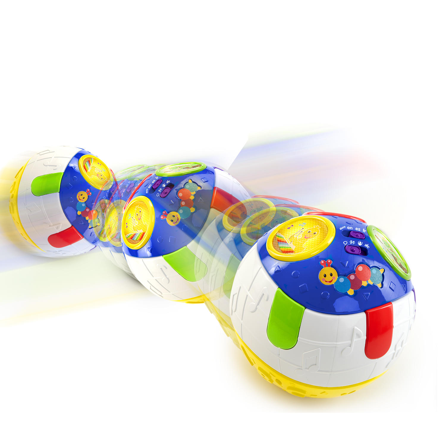 Baby Einstein Roll & Explore Symphony Ball Toy