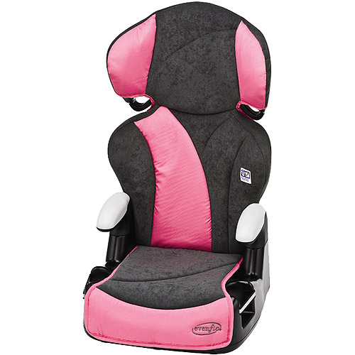 Evenflo - Big Kid Sport Booster Car Seat, Fiona