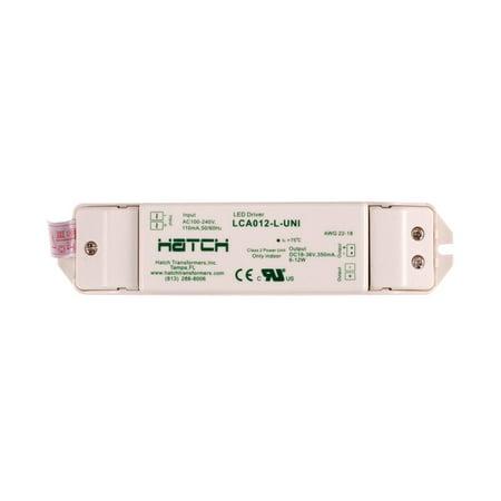 Image of Alico 10 Watt 350mA Class II Electronic LED Driver