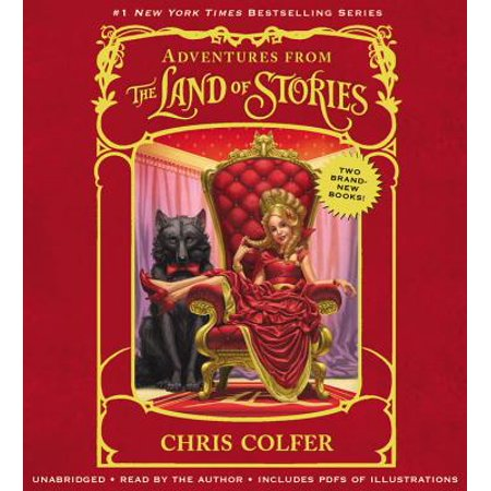 Adventures from the Land of Stories Boxed Set : The Mother Goose Diaries and Queen Red Riding Hood's Guide to (Hood Guide)
