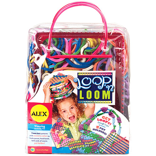 Alex Toys Loop 'n Loom Weaving Kit