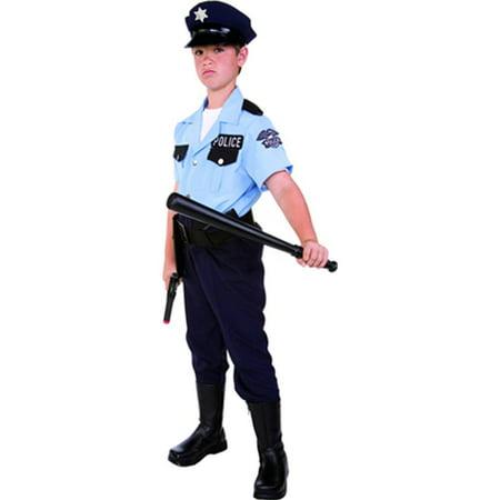 Child On Patrol Costume - Navy Brat Costume