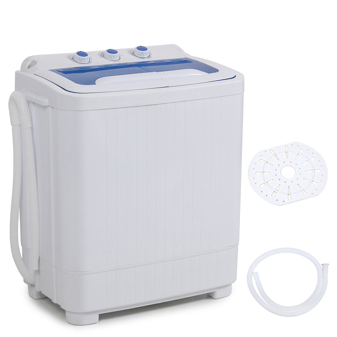 Mini Washing Machines Della Mini Washing Machine Portable Compact Washer And Spin Dry