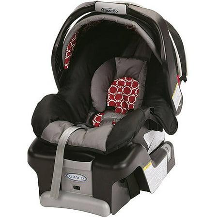 Graco SnugRide Classic Connect 30 Infant Car Seat, Yield - Walmart.com