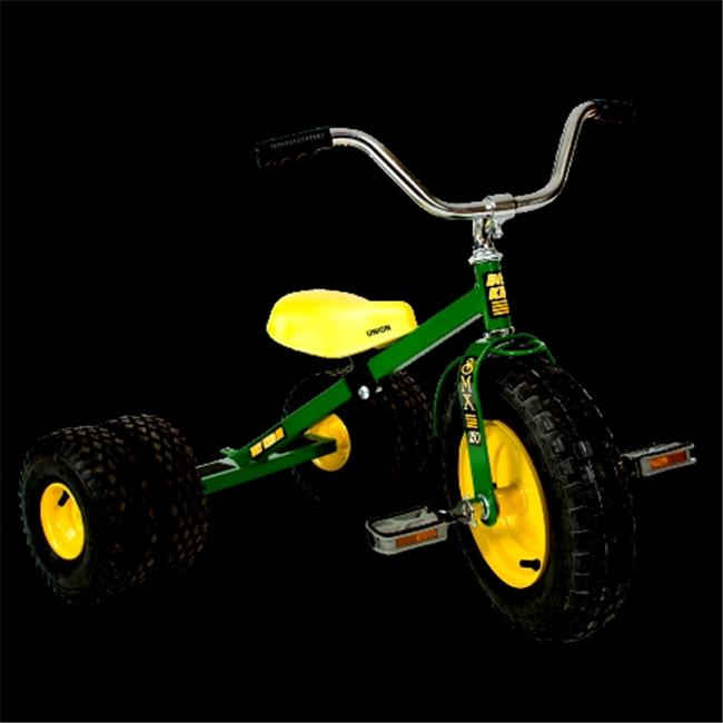 Dirt King DK-251-DG Child Dually Tricycle, Green