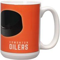 Edmonton Oilers 15oz. Team 3D Graphic Mug