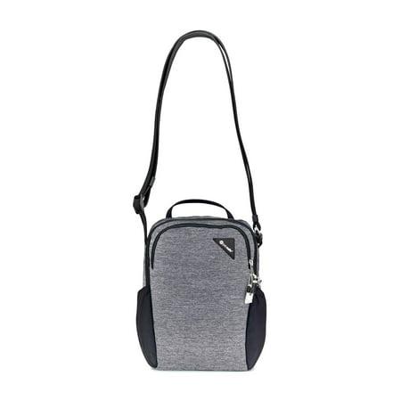 Pacsafe Vibe 200 Anti-Theft Compact Travel Bag Granite Melange