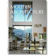 Bibliotheca Universalis: Modern Architecture A-Z (Hardcover)