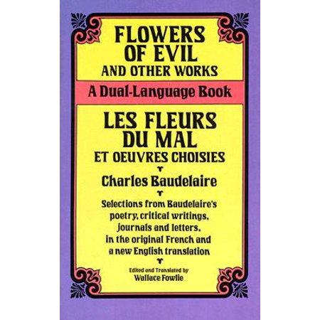 - Flowers of Evil and Other Works : A Dual-Language Book