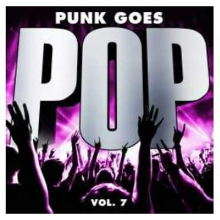 Punk Goes Pop, Vol. 7 (Various Artists) (CD)