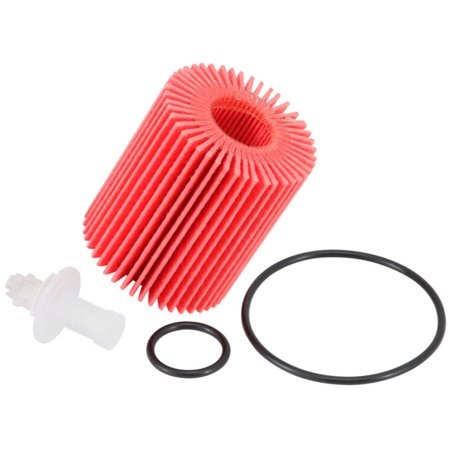 K&N PS-7023 Pro-Series Oil Filter Fit For Lexus RC350 RC300 IS250 IS300 IS350 GX460 GS350 Toyota 4Runner FJ Crusier Tundra (Toyota Oem Oil Filter)