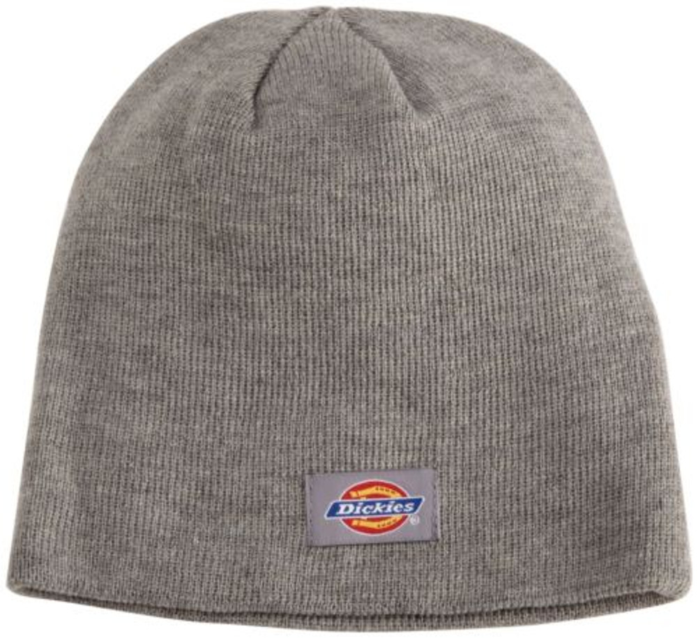 Dickies Core 874 Heather Grey Basic Knit Hat